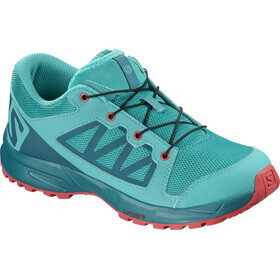 Salomon XA Elevate Running Shoes Children turquoise/teal